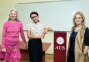 AUS creates a database for region's professional women