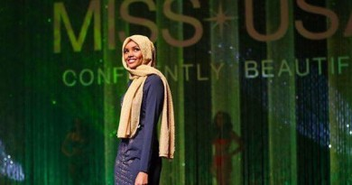 Burkini-Wearing Teen Smashes Muslim Stereotypes At Pageant