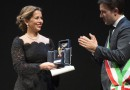 Princess Haya receives Giglio d'Oro Award for outstanding contributions in the humanitarian field