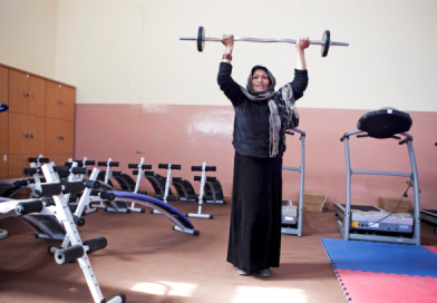 Kabul's 1st Female-Only Fitness Club Part Of The Movement Of Women's Empowerment In Afghanistan