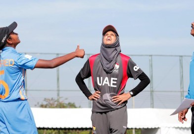 UAE women's cricket team 'pumped up' after securing place in next phase of World Twenty20 qualifying