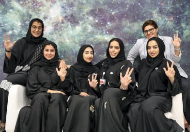 Space Agency women's team reach for the stars ahead of Dubai's Gov Games, and beyond