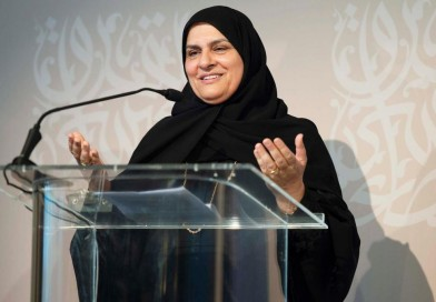 Raja Al Gurg: in life and business UAE women can have it all