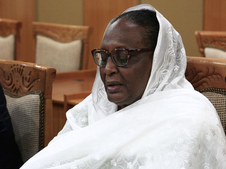 Asma Abdalla: Sudan's first woman foreign minister