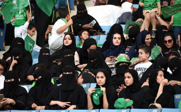 Women teaching boys in Saudi public schools for first time
