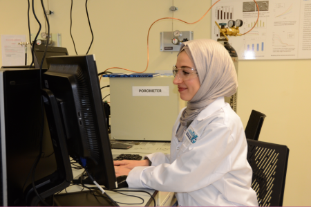 QNRF 'Women in Science' Fellow Explores Sustainable Water Treatment Method
